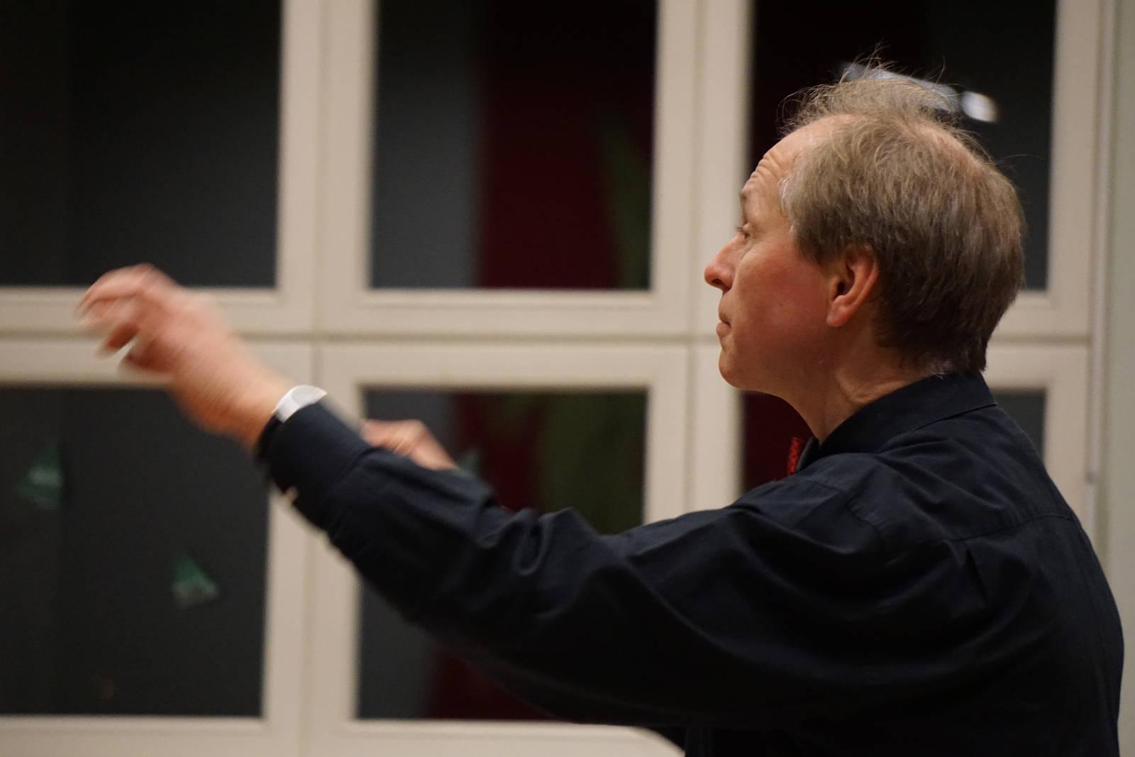 Foto Clemens Prüfer Dirigent